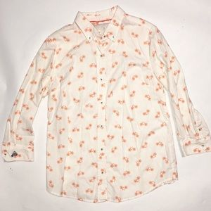 Anthro Postmark Bicycle Button Down (2)